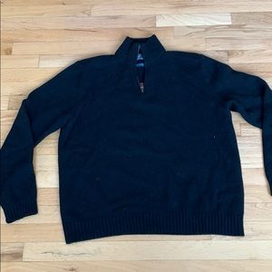 Polo by Ralph Lauren wool sweater black